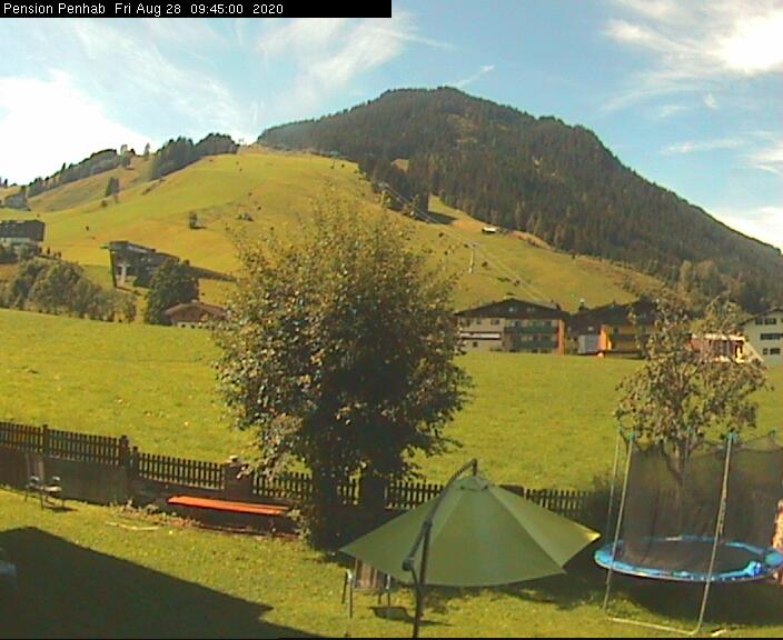 Webcam Saalbach - Hinterglemm, Zwölferkogel